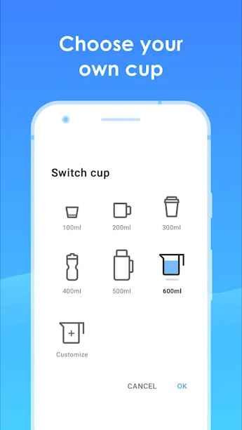 دانلود Drink Water Reminder: Water Tracker & Alarm 1.4.0 - برنامه یادآور هوشمند نوشیدن آب مخصوص اندروید !
