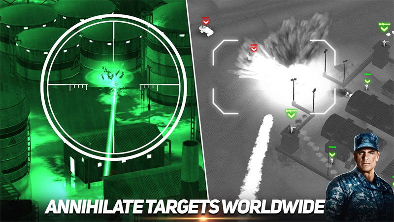 دانلود Drone 2 Air Assault 0.1.140 - بازی اکشن فوق العاده