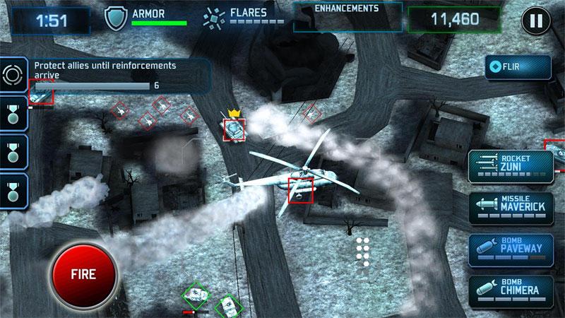 دانلود Drone Shadow Strike 1.22.121 - بازی اکشن نبرد پهپادها اندروید + مود