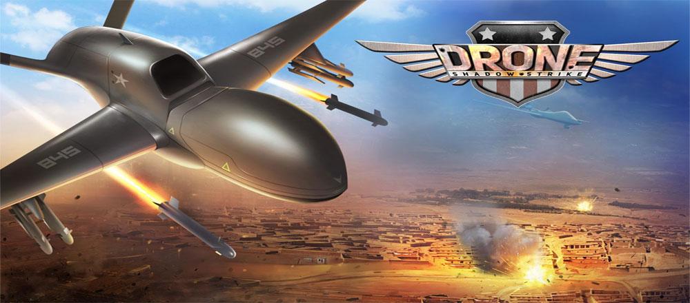 دانلود Drone Shadow Strike - بازی اکشن نبرد پهپادها اندروید + مود + دیتا