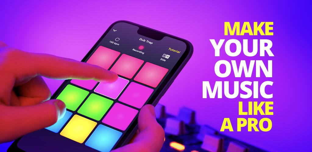 Drum Pad Machine - Beat Maker Premium