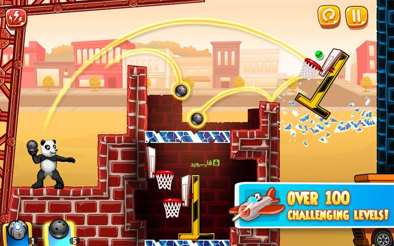 دانلود Dude Perfect 2 1.6.1 - بازی بسکتبال Fun اندروید + مود