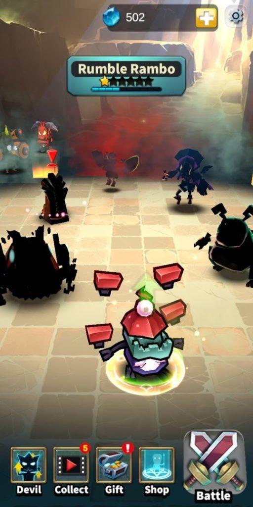 دانلود Dungeon Break 1.0.7 - بازی اکشن - نقش آفرینی