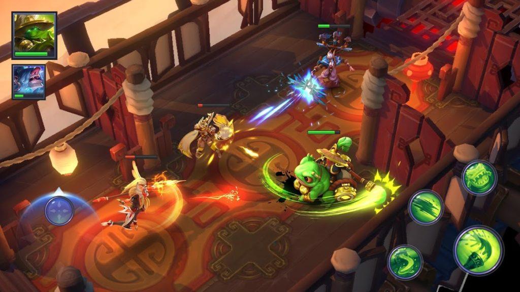 دانلود Dungeon Hunter Champions: Epic Online Action RPG 1.3.45 - بازی نقش آفرینی آنلاین