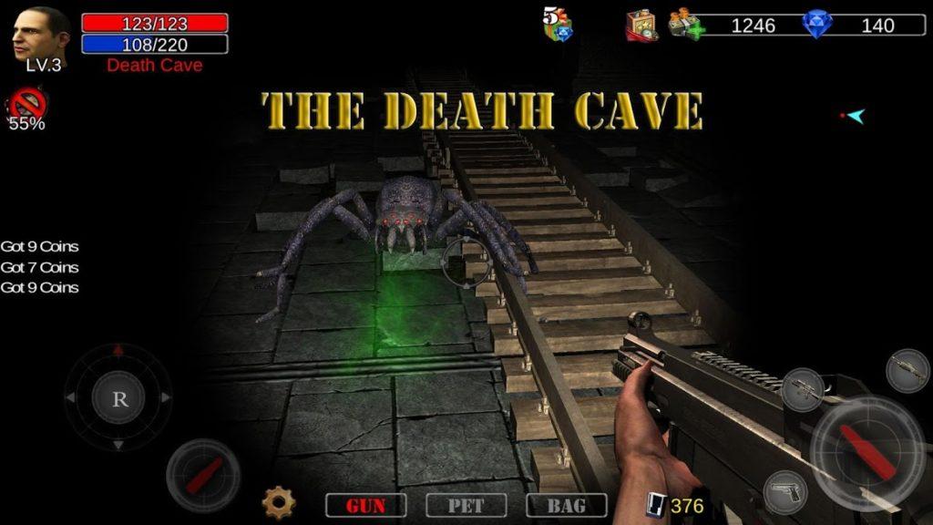 دانلود Dungeon Shooter: Before New Adventure 1.2.8 - بازی اکشن ترسناک