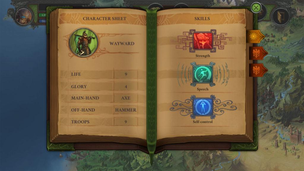 دانلود Dust and Salt 1.2.5 - بازی نقش آفرینی جالب و محبوب اندروید !