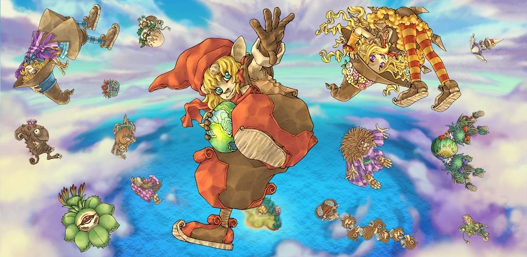 EGGLIA: Legend of the Redcap