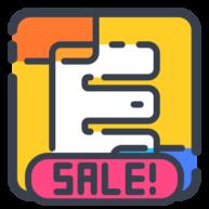 ELATE - ICON PACK -Logo