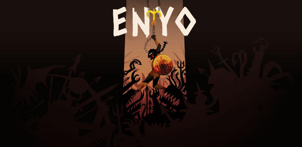ENYO Cover دانلود ENYO 1.2 – بازی استراتژیک جذاب و جالب و همچنین محبوب جنگ یونان آندروید + مود