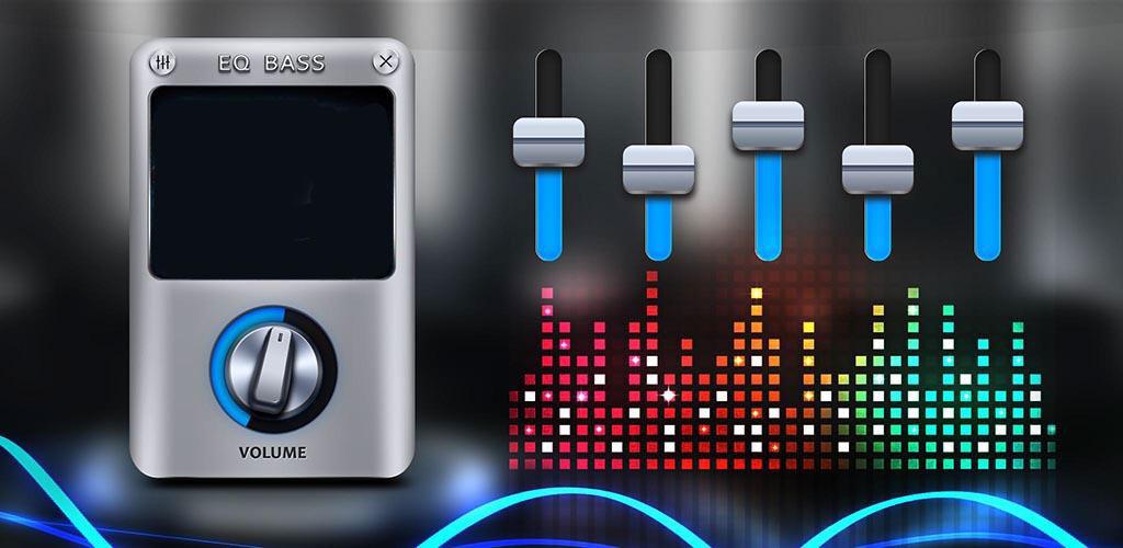 EQ Bass Booster دانلود EQ & Bass Booster Pro 1.5.0 – اپلیکیشن تقویت باس و همچنین اکولایزر آندروید