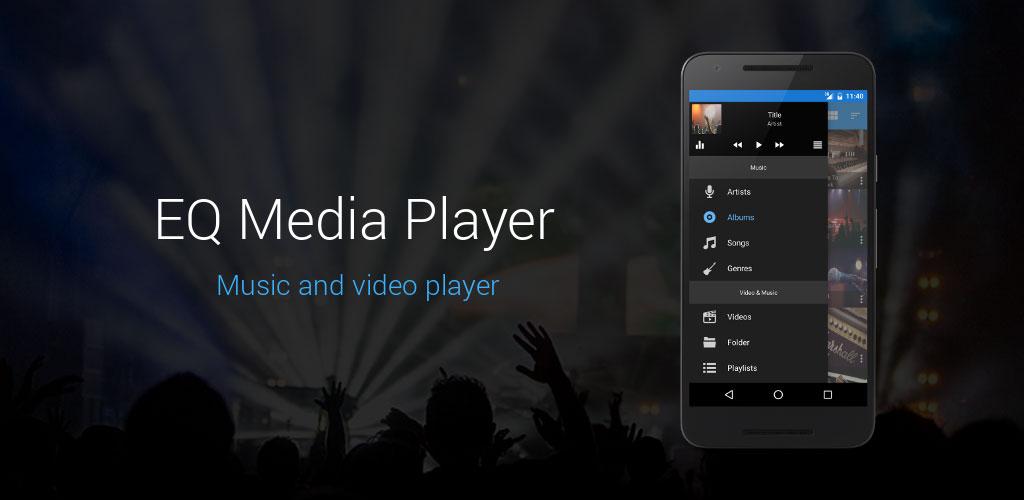 EQ Media Player PRO