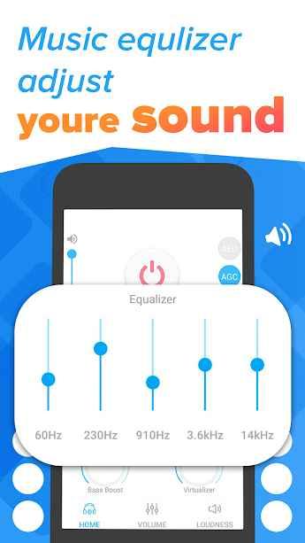دانلود Ear speaker volume booster super hearing 2.18 - برنامه افزایش چند برابری حجم ولوم اندروید !