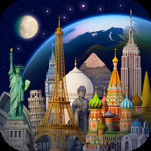 Earth 3D - World Atlas