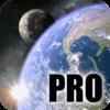 Earth & Moon in HD Gyro 3D PRO Parallax Wallpaper-Logo