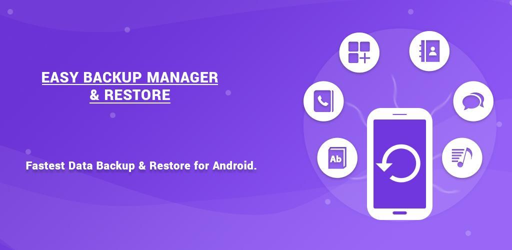 Easy Backup Manager & Restore PRO