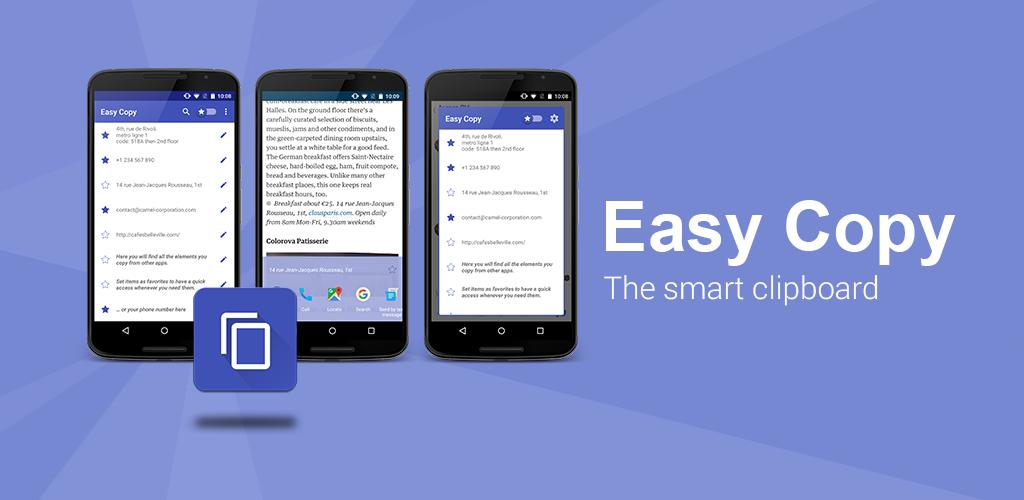 Easy Copy -The smart Clipboard Full