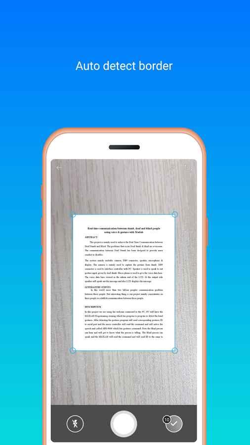 دانلود Easy Scanner - Camera to PDF Pro 3.1.5 - برنامه اسکن آسان اسناد اندروید !