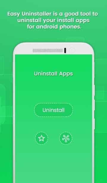 دانلود Easy Uninstaller – Remove Apps 1.6 - ابزار حذف سریع و آسان برنامه ها اندروید !