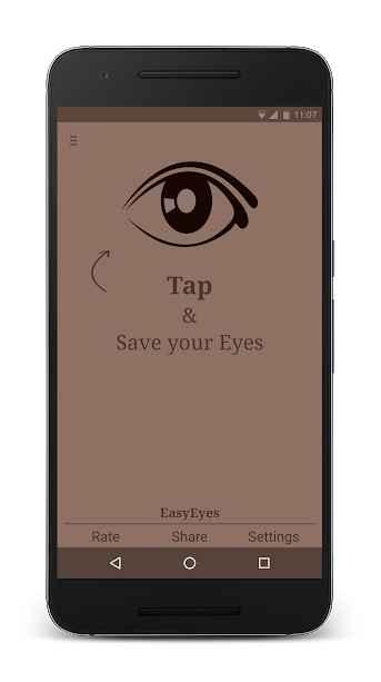 دانلود EasyEyes Pro 2.3.2 - برطرف سازی مشکل نور آبی نمایشگر اندروید