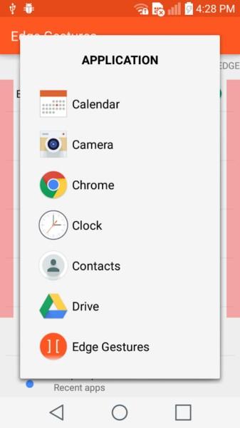 دانلود Edge Gestures 1.6.2 - دسترسی سریع به تنظیمات و اپلیکیشن ها اندروید + مود