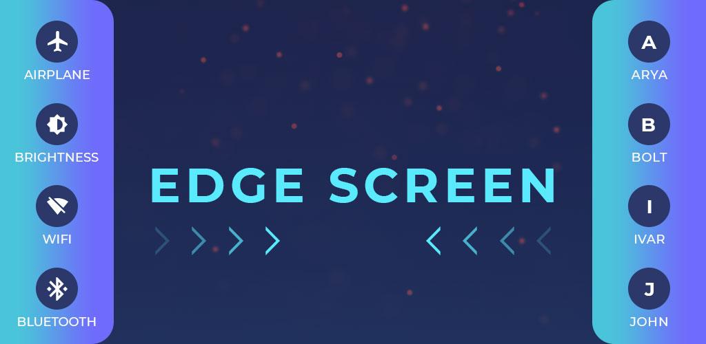 Edge Screen - Edge Gesture & Action