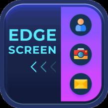 Edge Screen - Edge Gesture & Action-Logo