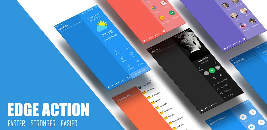 Edge Screen - Edge Launcher, Edge Action Premium
