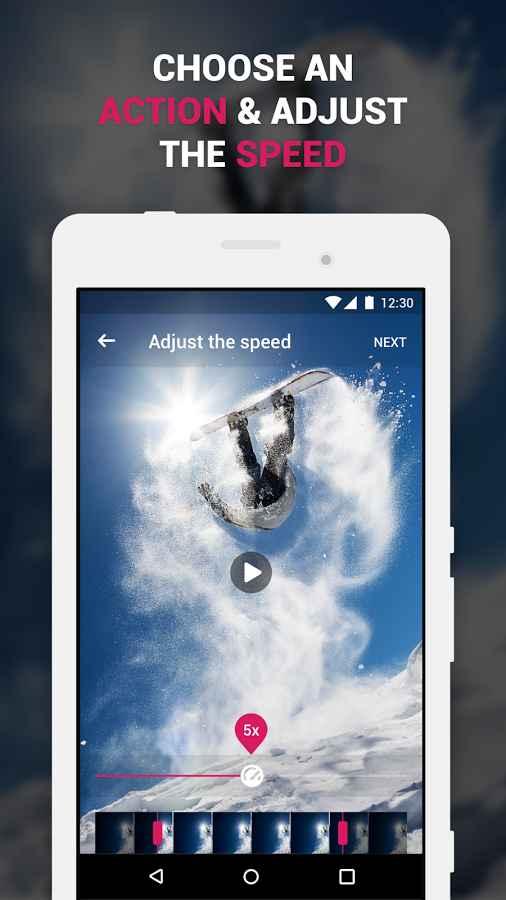 دانلود Efectum Pro 1.8.8 - ویرایشگر قدرتمند و محبوب ویدئو اندروید !