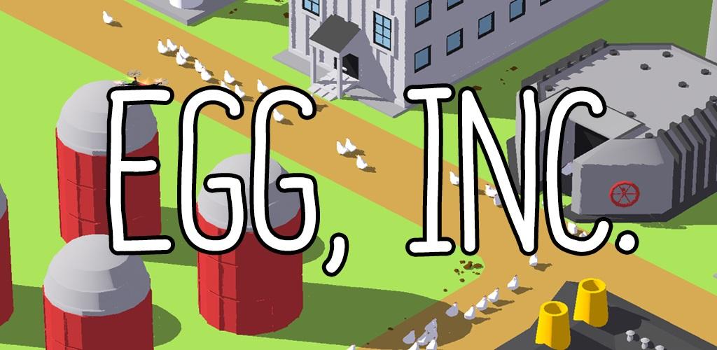 دانلود Egg Inc - بازی محبوب شبیه سازی مرغداری اندروید + مود