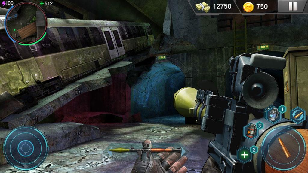 دانلود Elite SWAT - counter terrorist game 217 - بازی اکشن فوق العاده