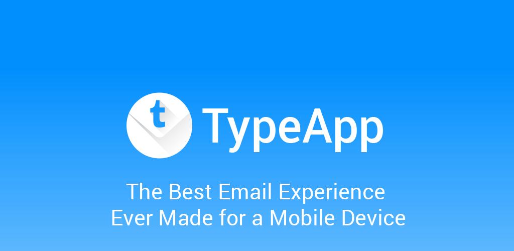 Email TypeApp