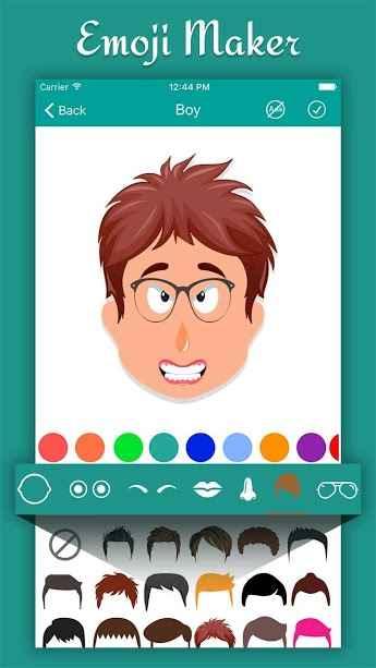 دانلود Emoji Maker - Your Personal Emoji PRO 1.9 - برنامه اندروید، ایجاد شکلک ها اختصاصی!