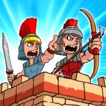 Empire Rush: Rome Wars & Defense