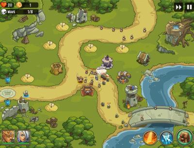Empire Warriors TD: Defense Battle