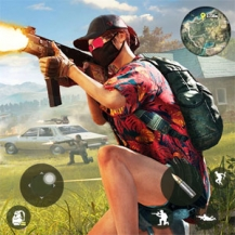 Encounter Strike Real Commando Secret Mission 2020 Logo b
