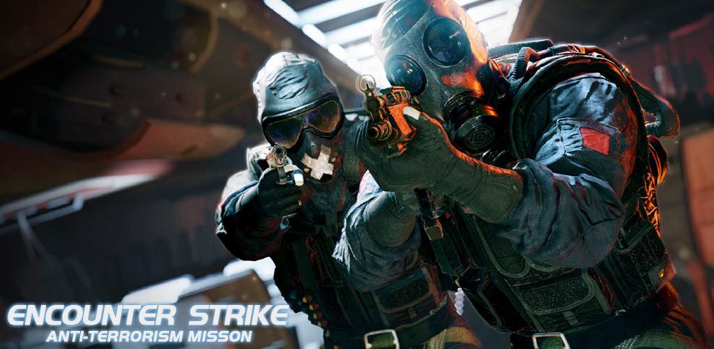 Encounter StrikeReal Commando Secret Mission 2020
