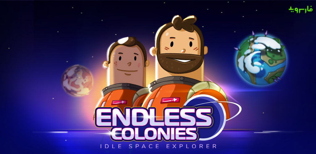 Endless Colonies Idle Space Explorer