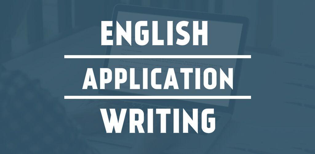 English Letter & English Application Writing Pro