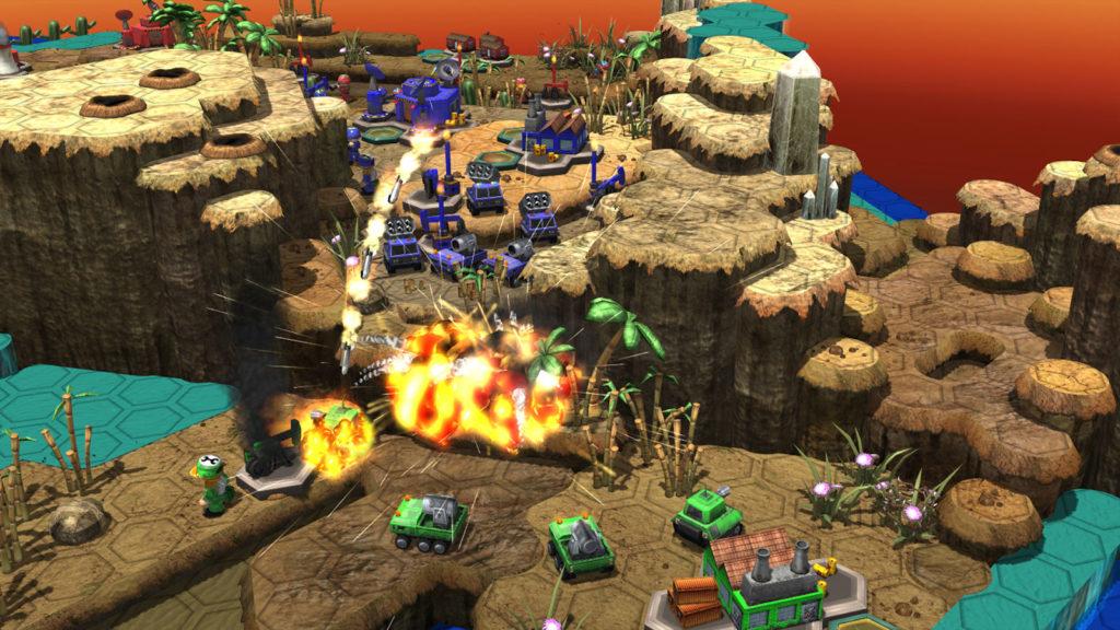دانلود Epic Little War Game 1.10 - بازی استراتژی