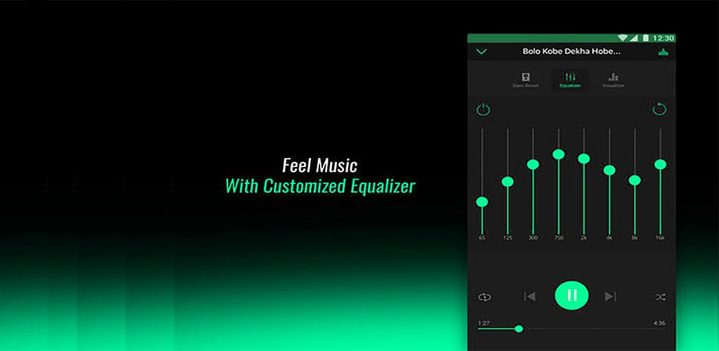 Equalizer & Bass Booster Music Sound Equalizer