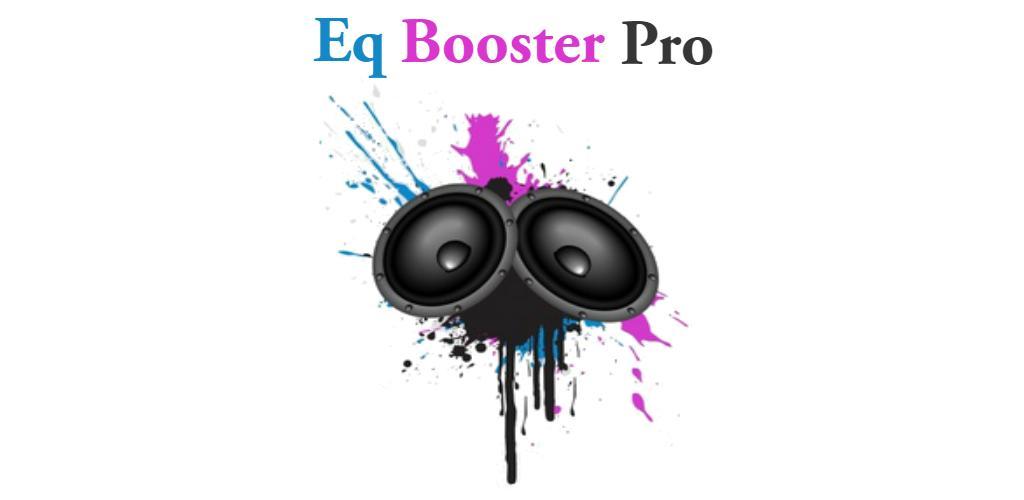 Equalizer Booster Pro- Simplistic