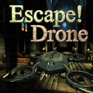 دانلود Escape! Drone 1.0 - بازی فکری و پازل جالب