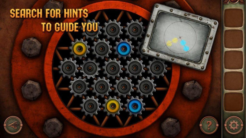 دانلود Escape Machine City 1.63 - بازی فکری فرار از شهر ماشینی اندروید + مود