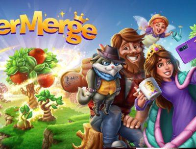 EverMerge: Merge Heroes to Create a Magical World