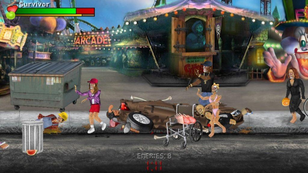دانلود Extra Lives (Zombie Survival Sim) 1.110 - بازی ماجراجویی فوق العاده و متفاوت اندروید + مود