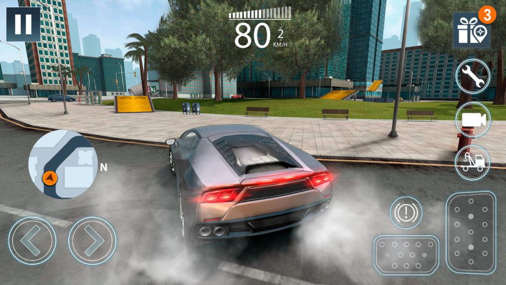 دانلود Extreme Car Driving Simulator 2 1.4.2 - بازی شبیه ساز فوق العاده رانندگی 2 اندروید + مود
