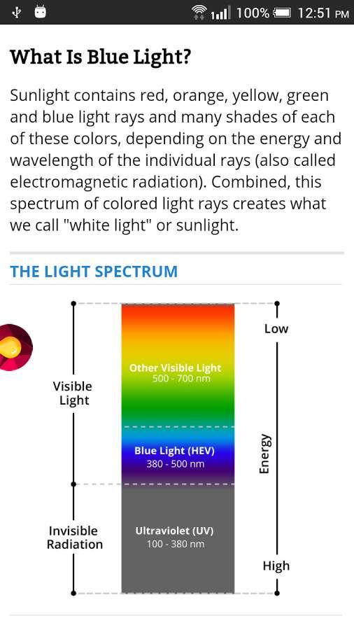 دانلود Eye Care - Blue Light Filter Pro 1.0 - برنامه کاهش خستگی چشم اندروید