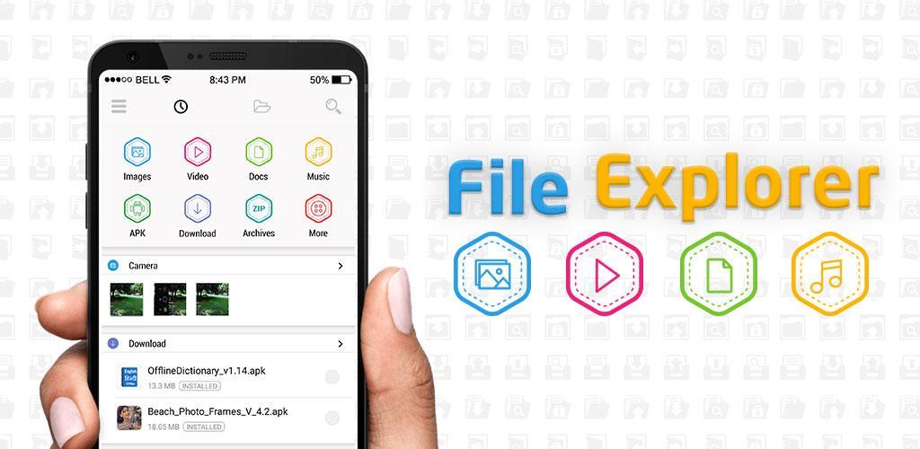 FE File Explorer -Document, Apps, File Manager PRO