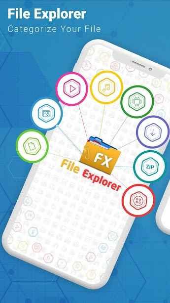 دانلود FE File Explorer -Document, Apps, File Manager PRO 1.0 - فایل منیجر ساده و قدرتمند اف ای مخصوص اندروید!