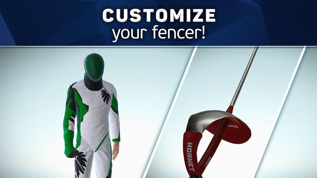دانلود FIE Swordplay 2.39.4047 - بازی ورزشی رقابت های شمشیر بازی اندروید + مود